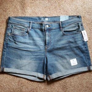 NWT Jean Shorts